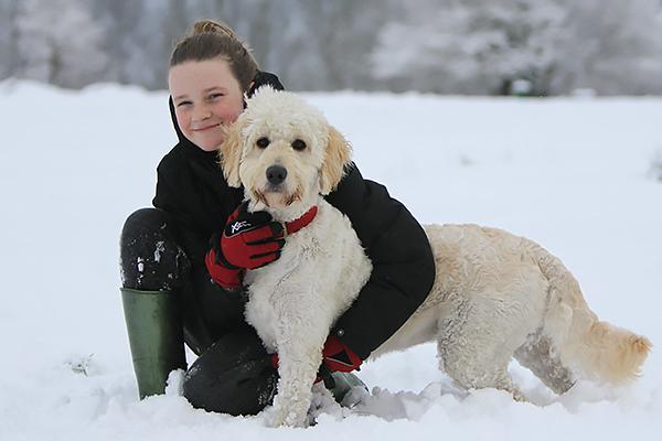 Lili Eve snow